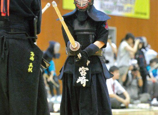 全国中学校剣道大会